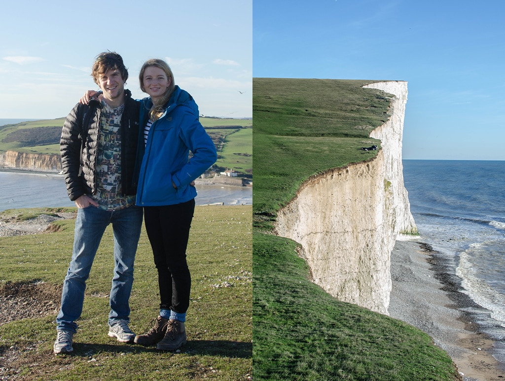 No.3 | Walking with Seven Sisters in East Sussex-12