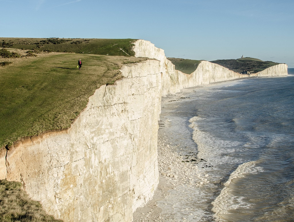 No.3 | Walking with Seven Sisters in East Sussex-11