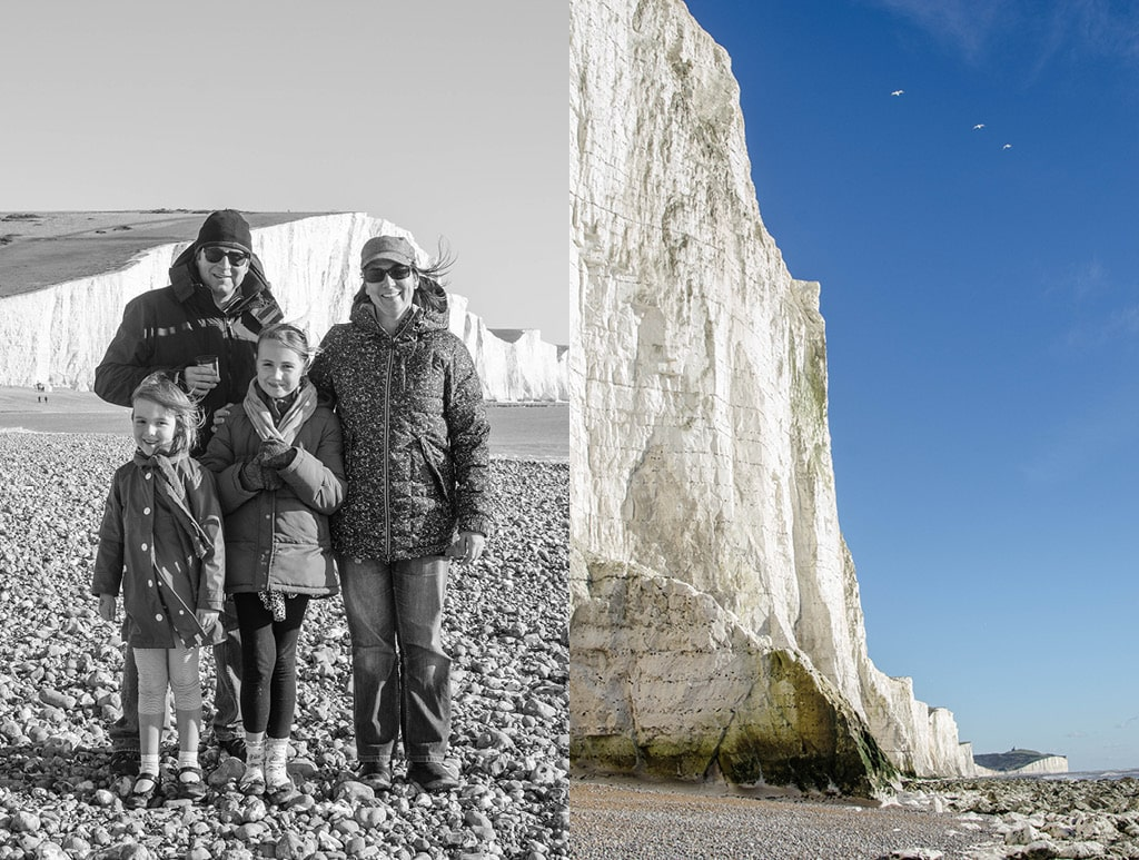 No.3 | Walking with Seven Sisters in East Sussex-10