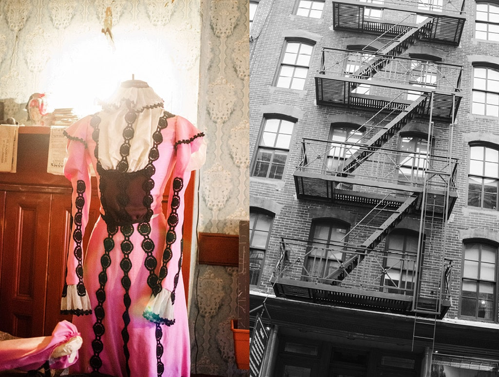 The Tenement Museum, Lower East Side | Bearleader No.8-09