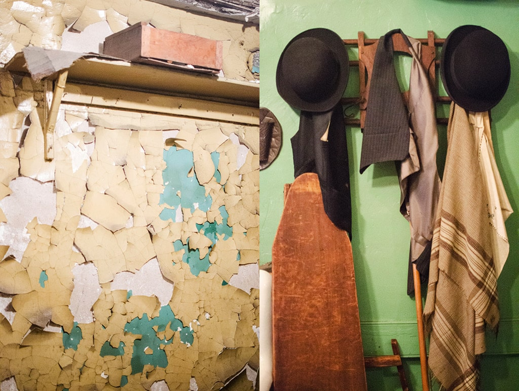 The Tenement Museum, Lower East Side | Bearleader No.8-08