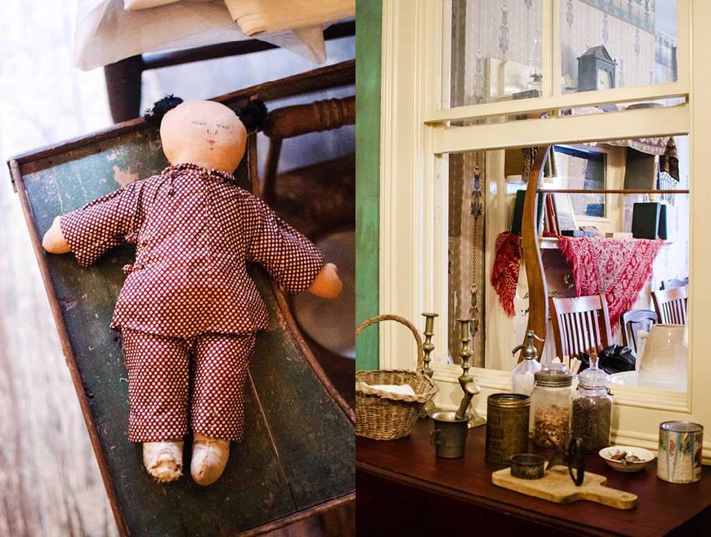 The Tenement Museum, Lower East Side | Bearleader No.8-07