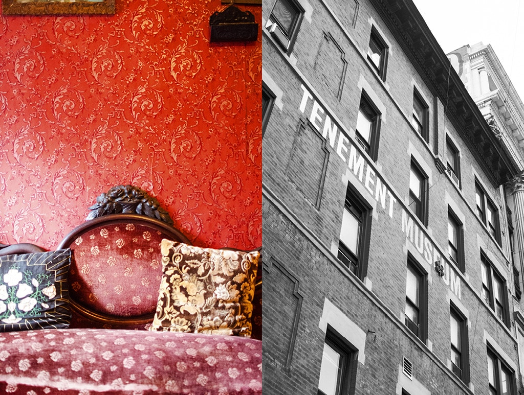 The Tenement Museum, Lower East Side | Bearleader No.8-03