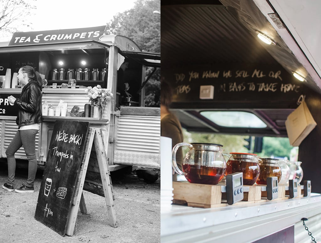Good and Proper Tea at Brockley Market | No.9-09