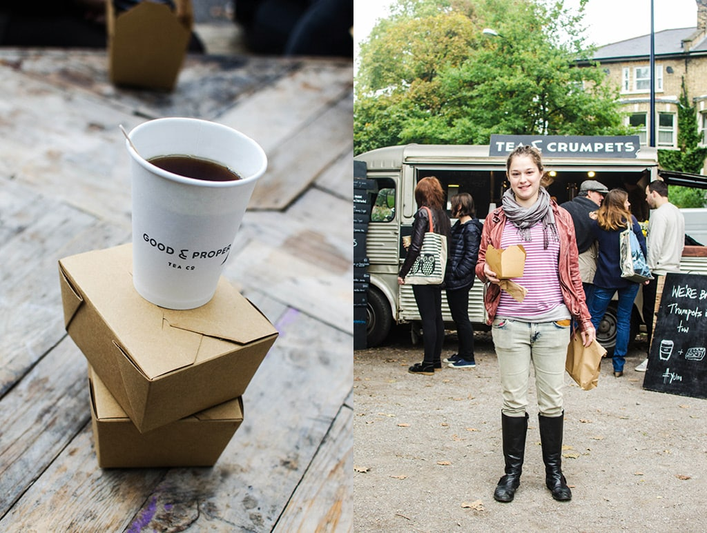Good and Proper Tea at Brockley Market | No.9-06