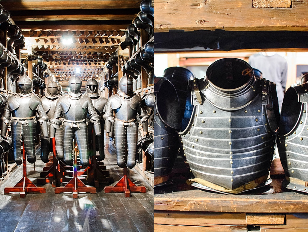 Medieval Armor at the Zeughaus Museum | Bearleader No.10-06