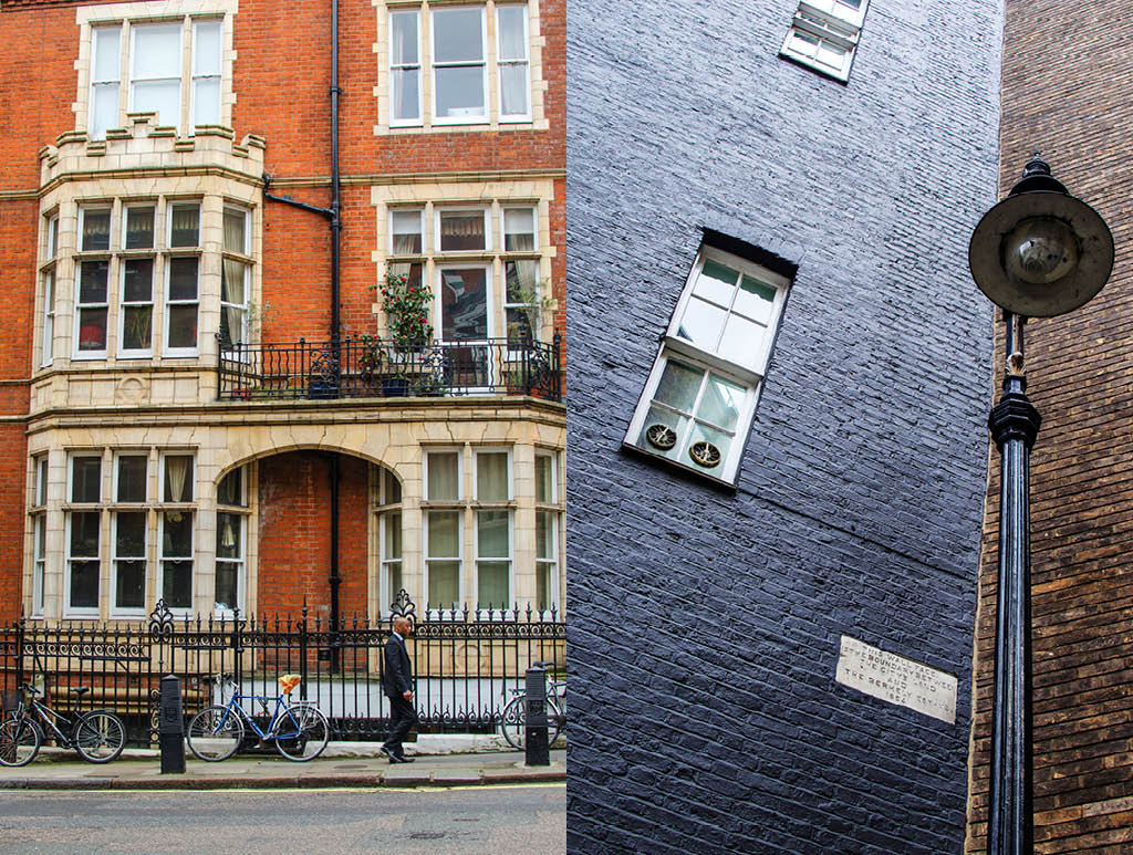 London's Secret Tyburn River Walk | Bearleader No.17-14