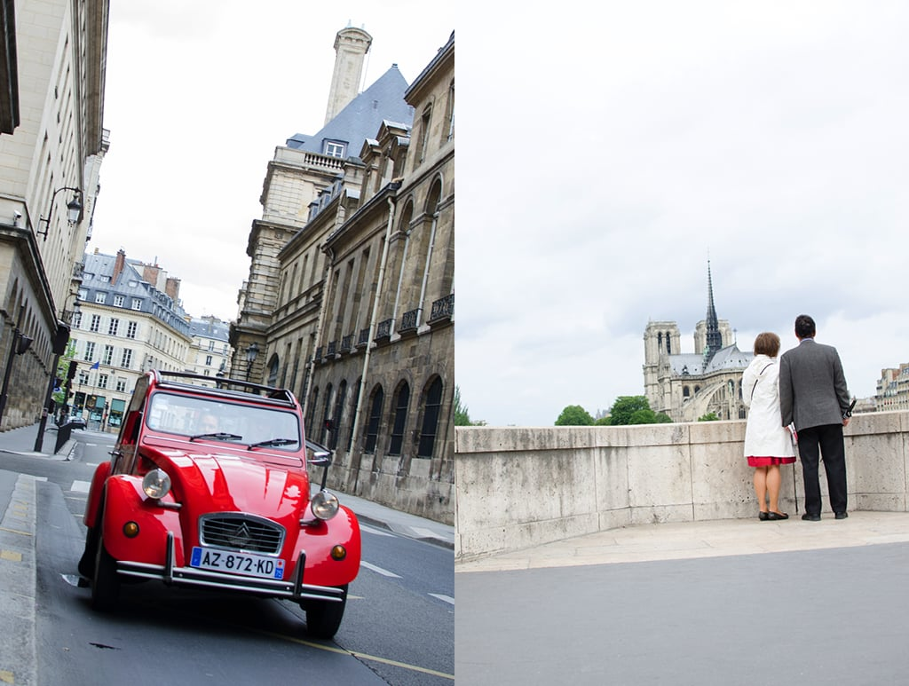 No.35 | Paris on Four Wheels with 4 rous sous 1 parapluie-01