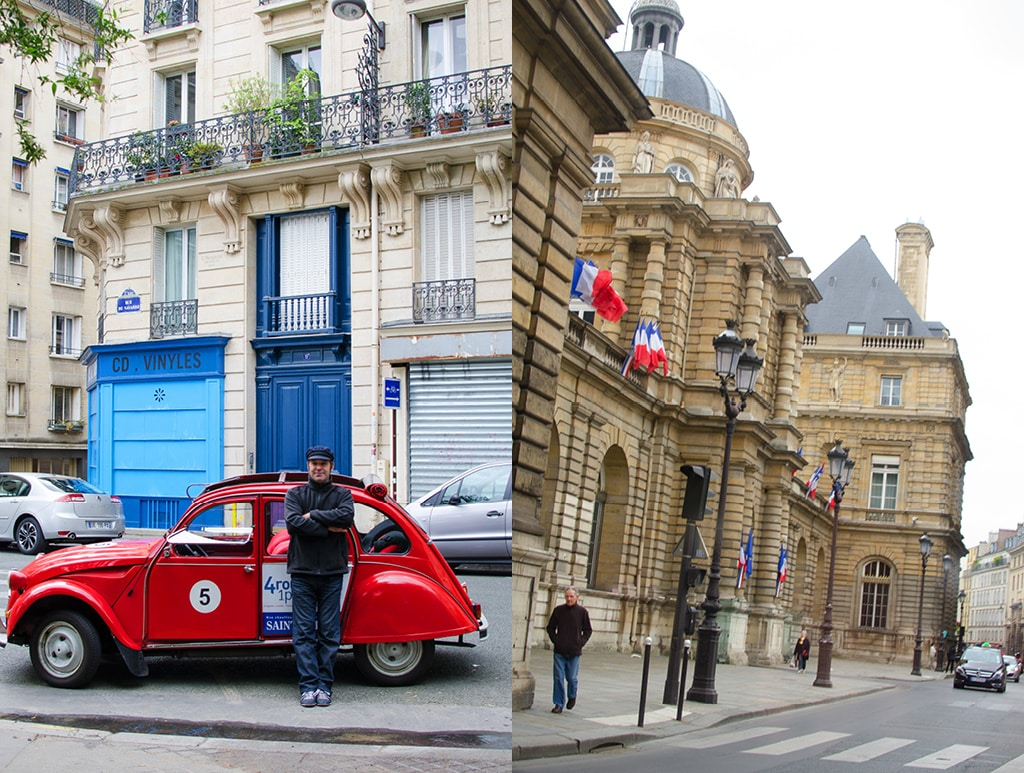 No.35 | Paris on Four Wheels with 4 rous sous 1 parapluie-07