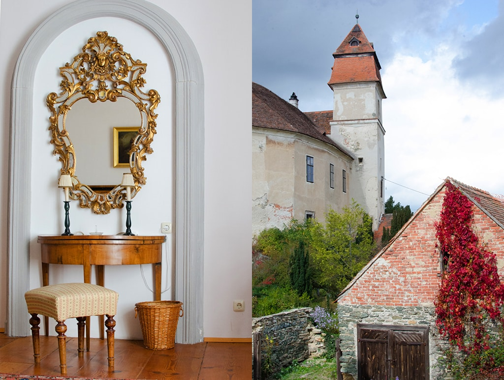 No.54 | A Visit to Schloss Bernstein, Castle and Manor House-15