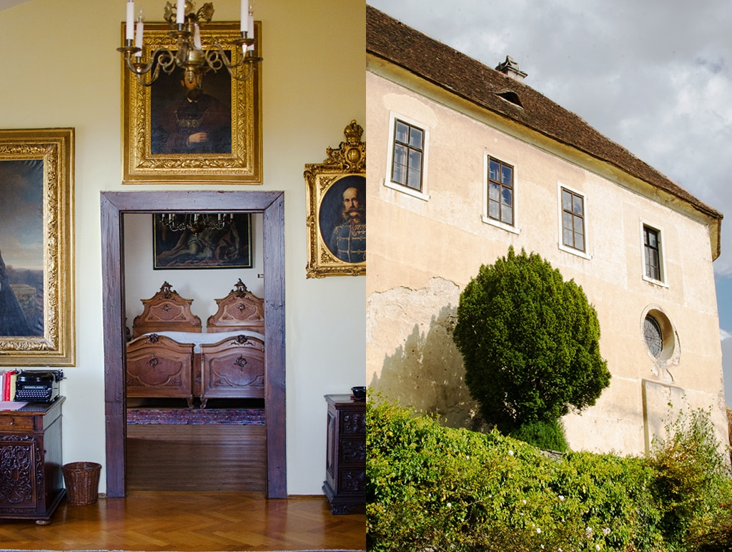 No.54 | A Visit to Schloss Bernstein, Castle and Manor House-20