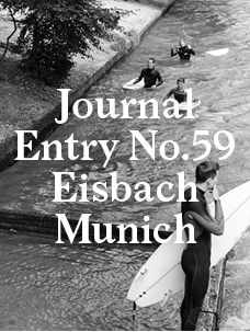 Ripping the Eisbach