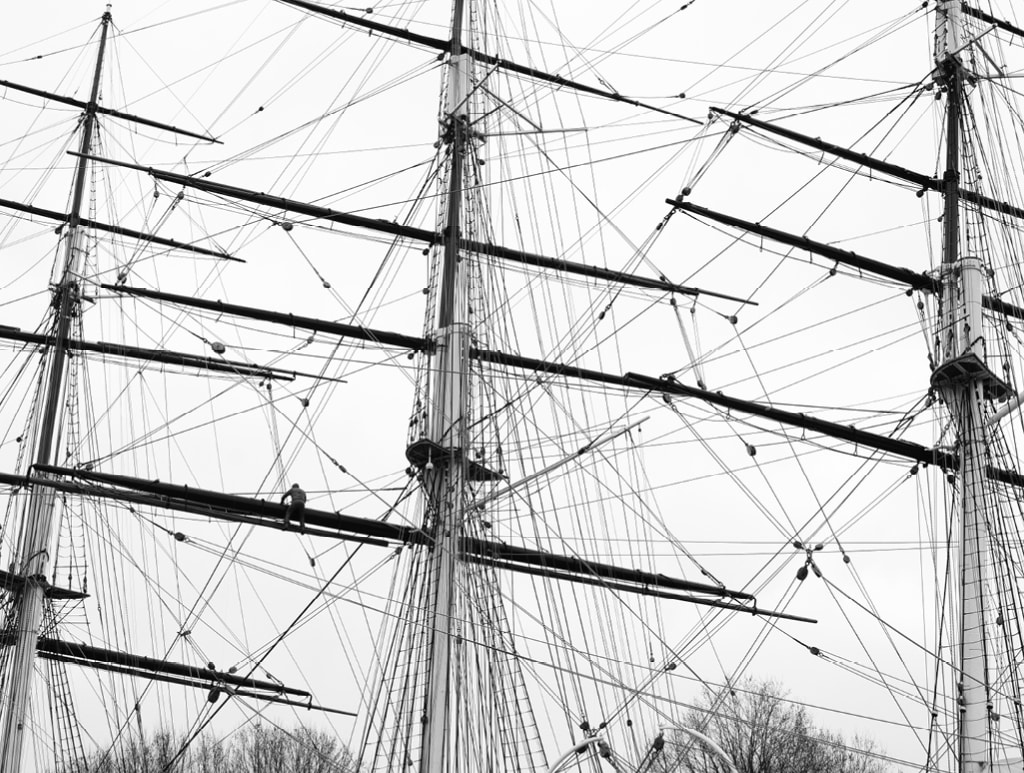Bearleader No.70 | Passage on the Cutty Sark-16