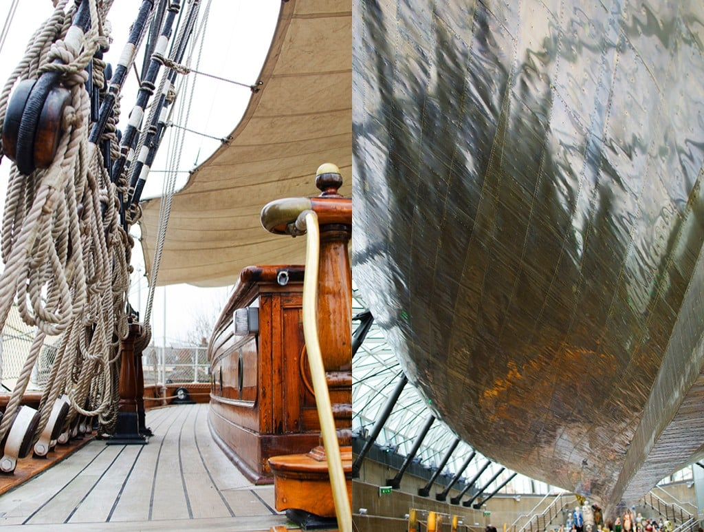 Bearleader No.70 Passage on the Cutty Sark | 15