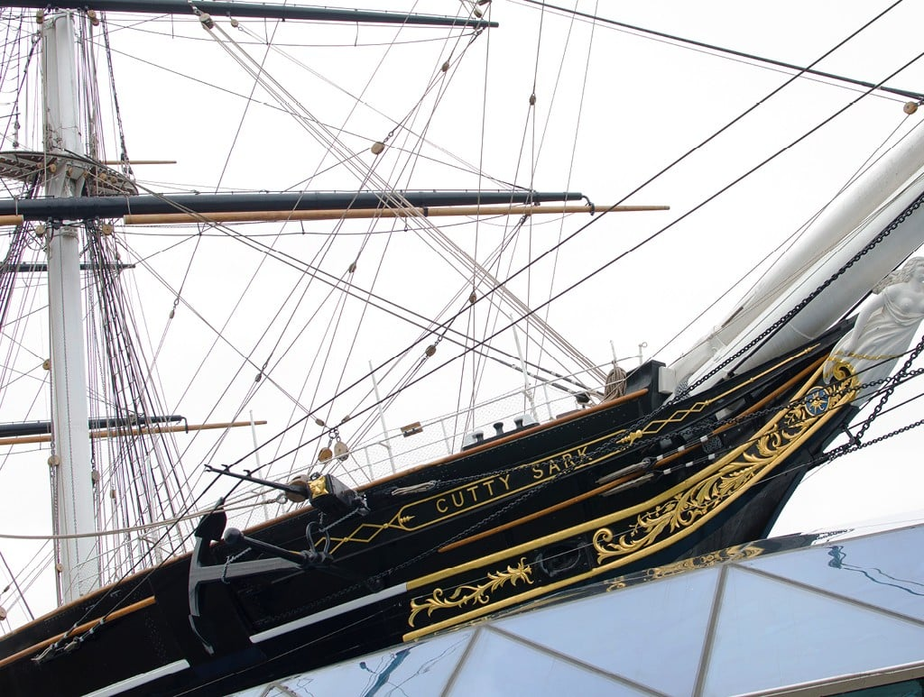 Bearleader No.70 Passage on the Cutty Sark | 05
