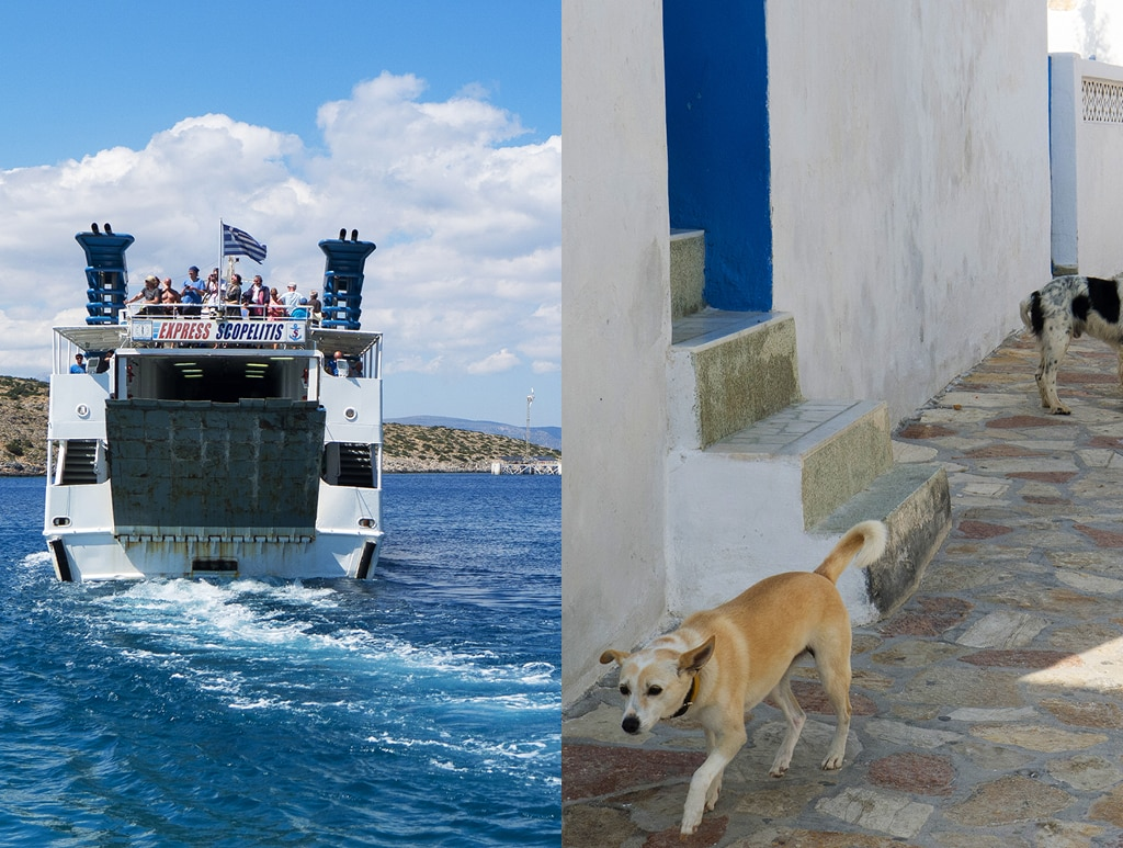 Bearleader No.72 | Sailing in the Cyclades Islands-13