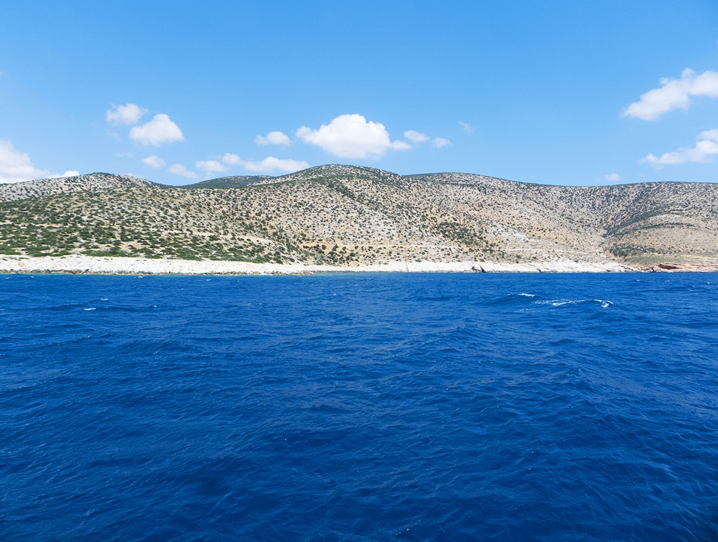 Bearleader No.72 | Sailing in the Cyclades Islands-21