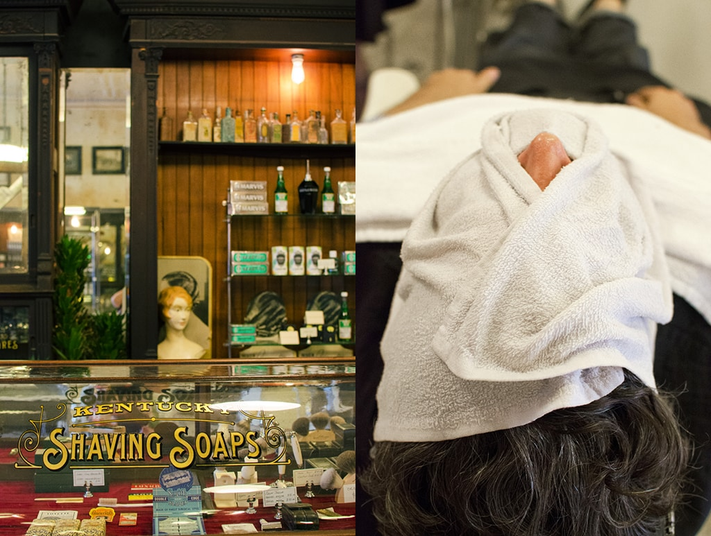 No.74 | Hot Towel Shave for the Modern Dandy-09