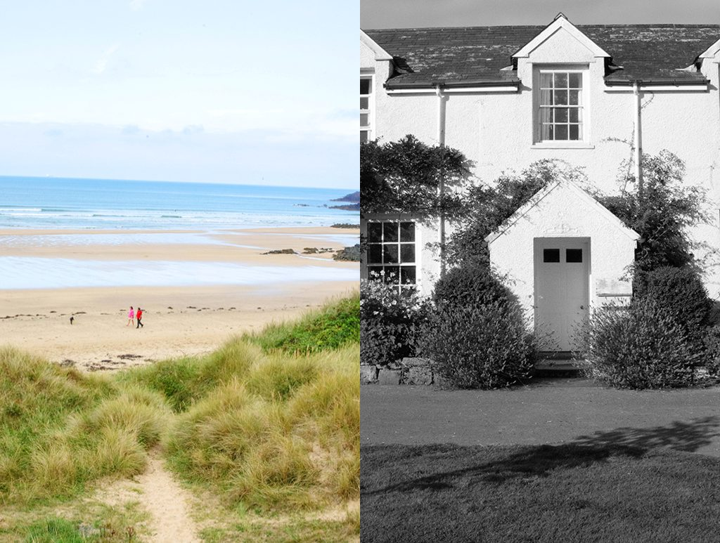 Stay No.14 | Country Bed and Breakfast in Wales by the Sea