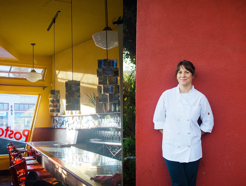 Best restaurant in Santa Cruz for Farm to Table | Eat No.09